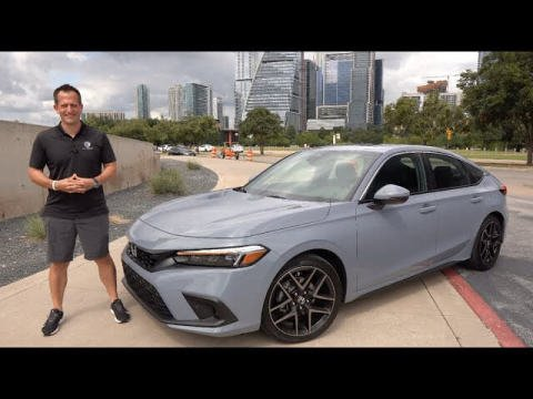 Is the 2022 Honda Civic Hatchback a BETTER compact car than a Toyota Corolla ?