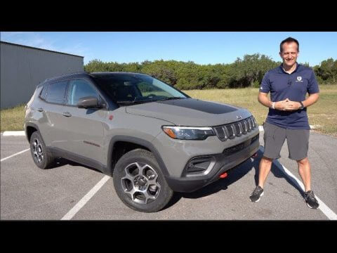 Is the 2022 Jeep Compass Trail Hawk a better SUV than a Toyota RAV4 TRD?