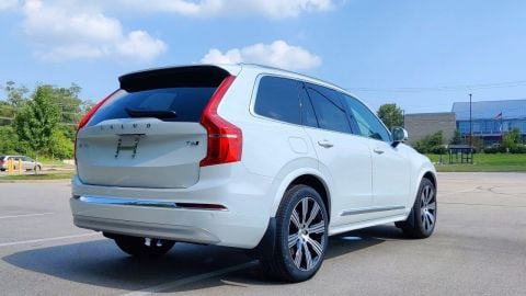 2022 Volvo XC90 -- On its 7th Model Year but STILL a Great Luxury SUV! #shorts