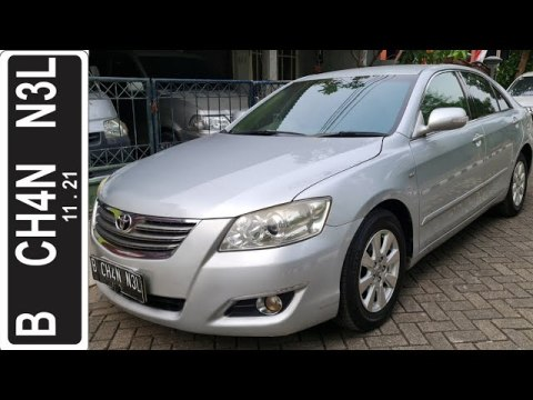 In Depth Tour Toyota Camry 2.4G [XV40] (2007) - Indonesia