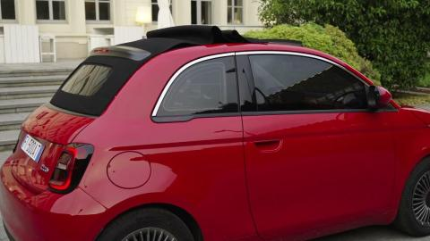 New Fiat 500(RED) Design Preview