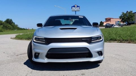 The Dodge Charger is a COOL Sedan that looks like a Police Car #shorts
