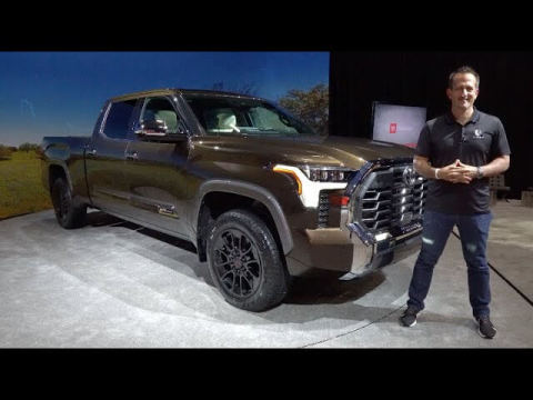 Is the 2022 Toyota Tundra 1794 Edition a BETTER truck than a F-150 King Ranch?