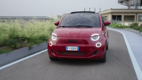 New Fiat (500)RED Preview