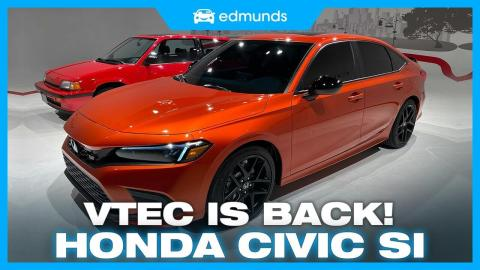2022 Honda Civic Si First Look | A JDM Tuner for a New Generation | Price, HP, F...