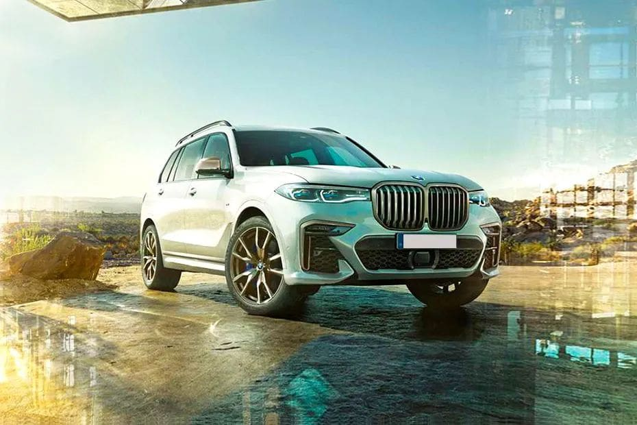 BMW  X7 xDrive40i Excellence