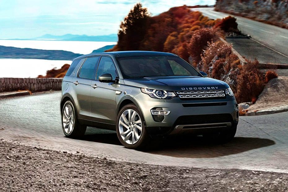 Land Rover  Discovery Sport 2.0 HSE Petrol